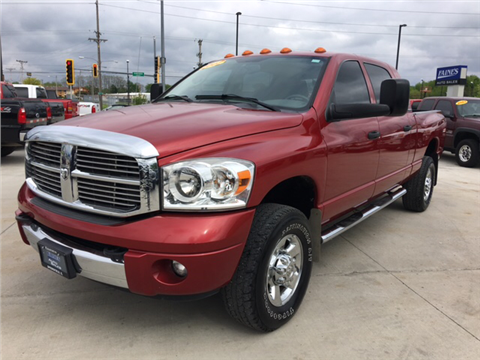 2007 Dodge Ram Pickup 3500 for sale in Springfield, IL