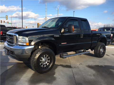 Ford f 250 for sale in springfield il for Parkway motors inc springfield il