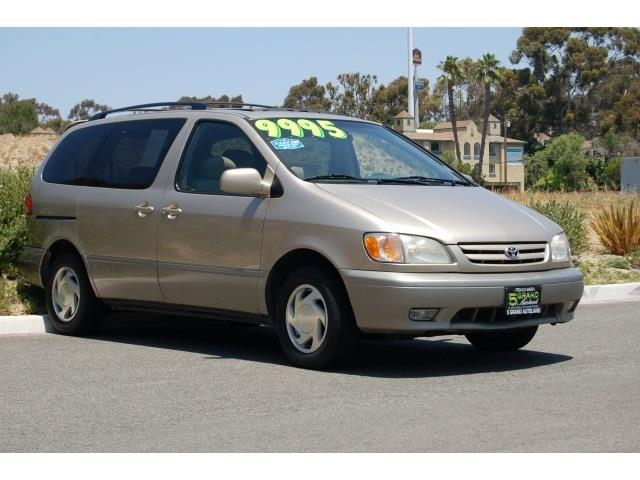 Used 2002 Toyota Sienna For Sale