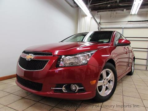 2011 Chevrolet Cruze for sale in Parma, OH