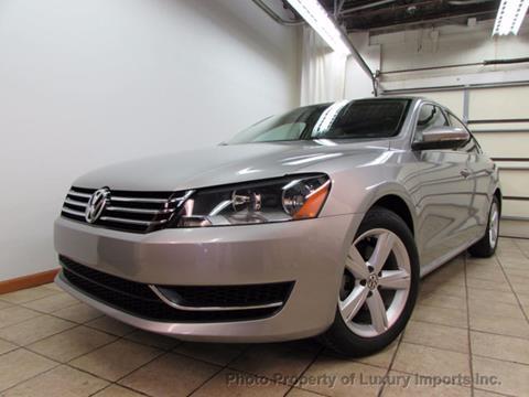 2012 Volkswagen Passat for sale in Parma, OH