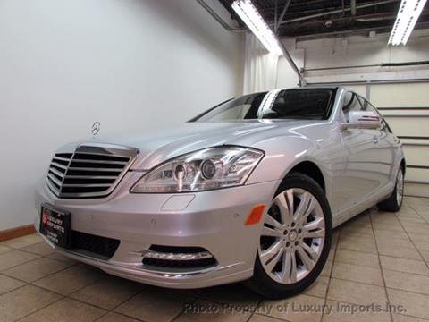 2010 Mercedes-Benz S-Class for sale in Parma OH