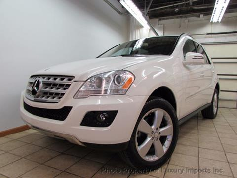 2011 Mercedes-Benz M-Class for sale in Parma, OH