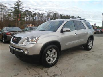 2008 GMC Acadia for sale in Monroe, NC