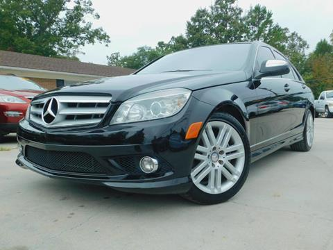2009 Mercedes-Benz C-Class for sale in Monroe, NC