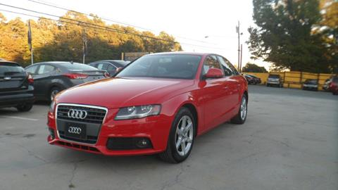2009 Audi A4 for sale in Monroe, NC