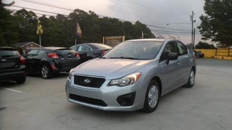 2013 Subaru Impreza for sale in Monroe, NC