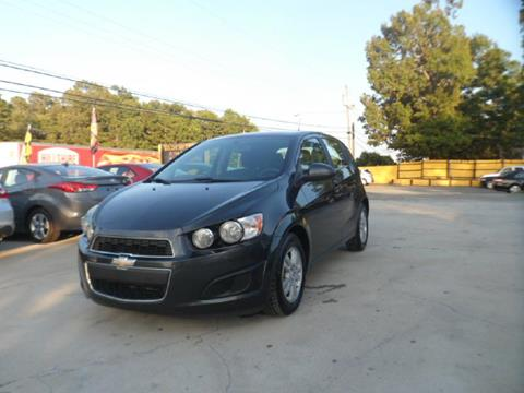 2014 Chevrolet Sonic for sale in Monroe, NC