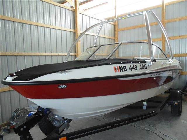 2010 Bayliner Flight Series 185BR