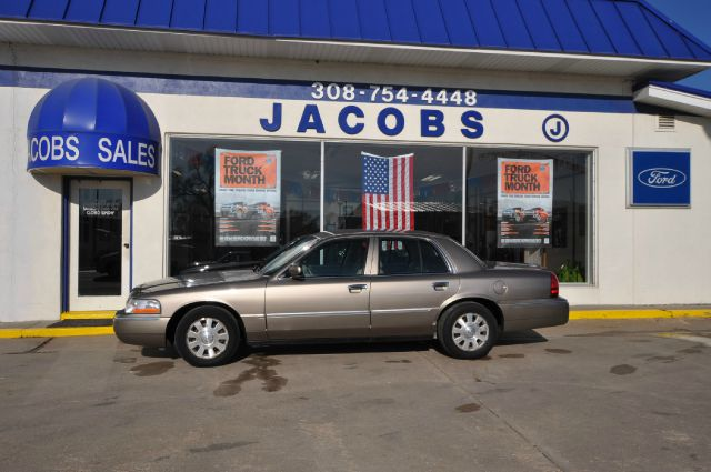 2005 Mercury Grand Marquis