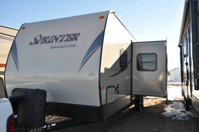 2015 Keystone Sprinter Campfire Edition