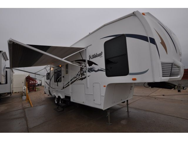 2008 Forest River Wildcat 28RKBS