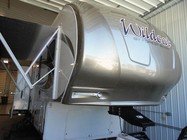 2016 Forest River Wildcat 314BHX