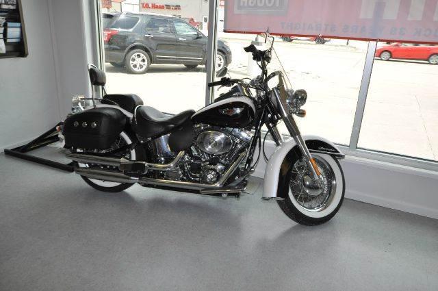 2006 Harley Davidson FLSTNI Soft Tail