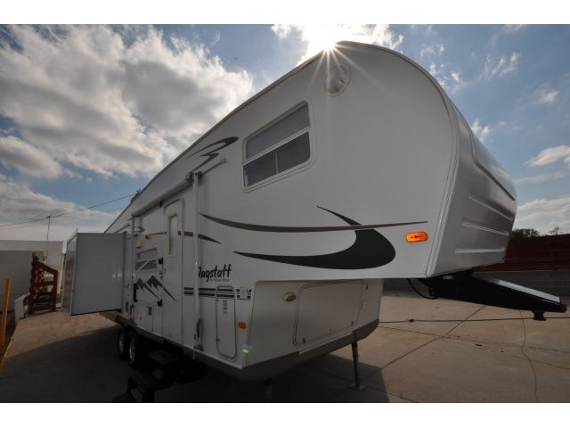 2006 Forest River Flagstaff 8528BHSS