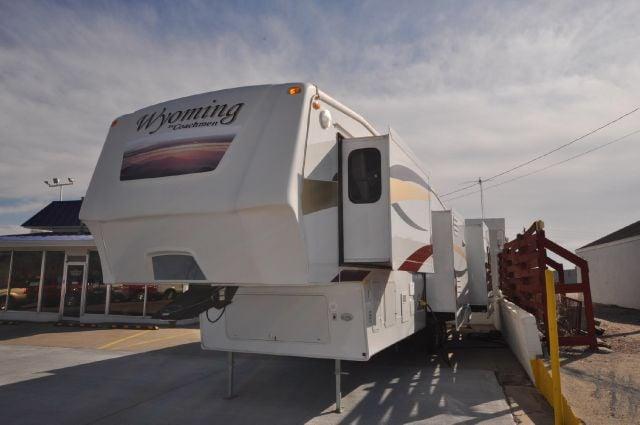 2010 Coachmen Wyoming