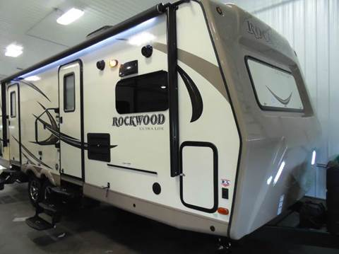 2017 Forest River Rockwood RLT2608WS