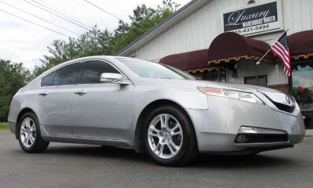 used 2009 acura tl base w tech 4dr w technology package in hendersonville tn at luxury warehouse. Black Bedroom Furniture Sets. Home Design Ideas