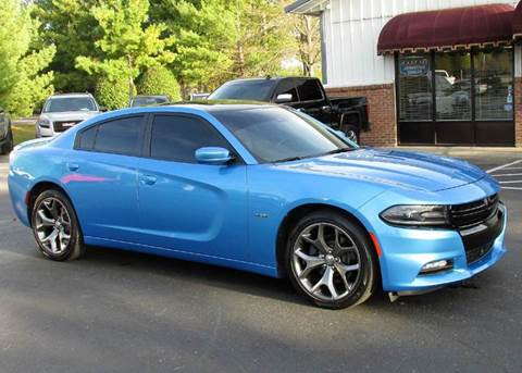 2016 Dodge Charger for sale in Hendersonville, TN