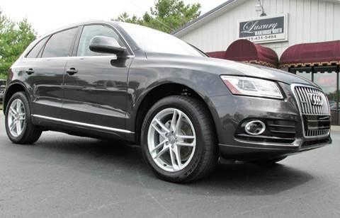 2014 Audi Q5 for sale in Hendersonville, TN