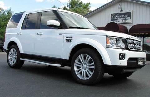 2015 Land Rover LR4 for sale in Hendersonville, TN