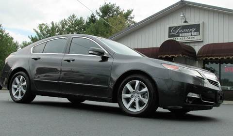 2012 Acura TL for sale in Hendersonville, TN