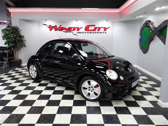 2003 Volkswagen Beetle for sale in LOMBARD IL