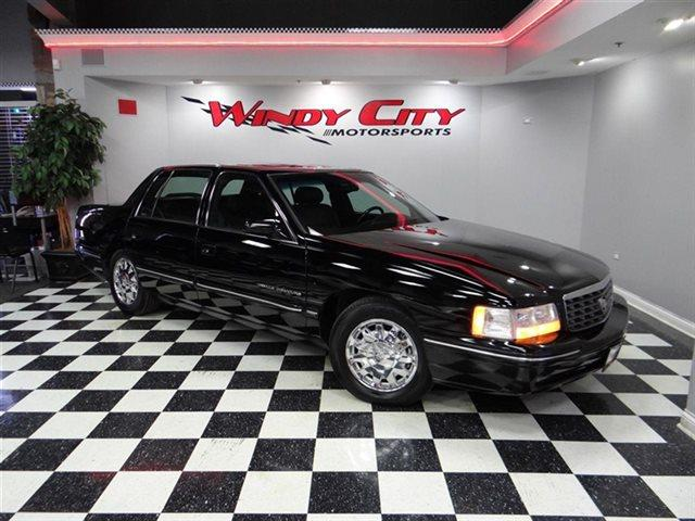 1999 Cadillac Deville For Sale In Lombard Il