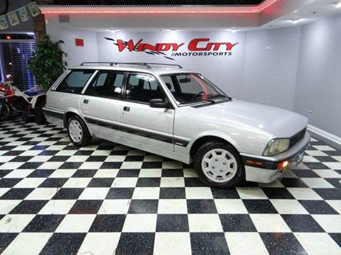 1991 Peugeot 505 for sale in Lombard, IL