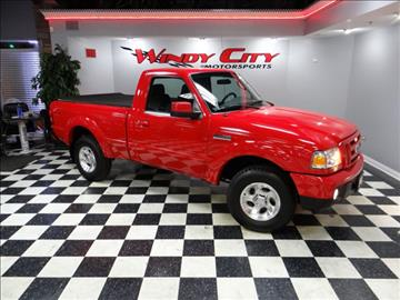 2007 Ford Ranger For Sale Illinois Carsforsale Com