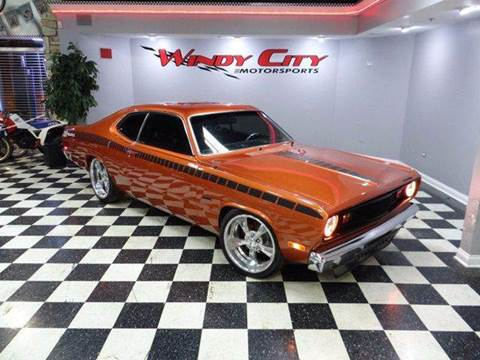 1972 Plymouth Duster for sale in Lombard, IL