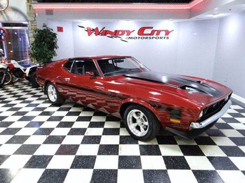 1971 Ford Mustang for sale in Lombard, IL