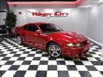2004 Ford Mustang Svt Cobra For Sale Pittsburgh Pa