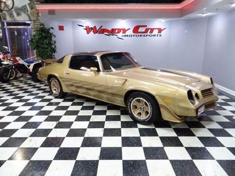 1980 Chevrolet Camaro for sale in Lombard, IL
