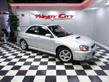 2005 Subaru Impreza for sale in Lombard, IL