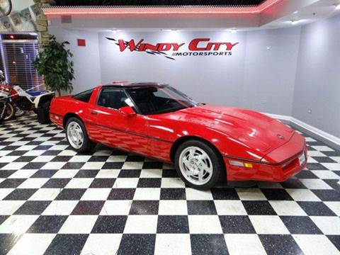 1990 Chevrolet Corvette for sale in Lombard, IL
