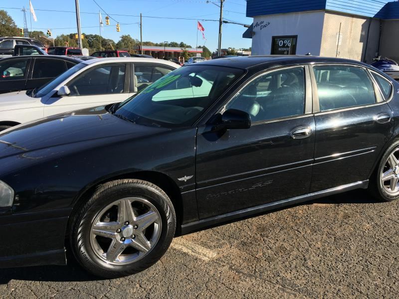 2004 chevrolet impala ss supercharged 4dr sedan in rock hill sc ideal imports. Black Bedroom Furniture Sets. Home Design Ideas