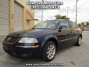 2004 Volkswagen Passat for sale in Miami FL