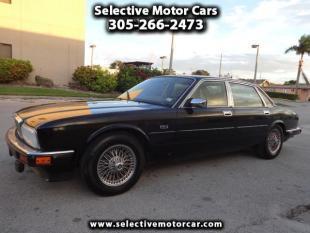 1991 jaguar xj series for sale for Selective motor cars miami