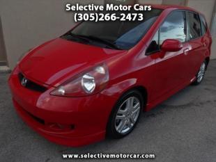 2008 honda fit for sale miami fl for Selective motor cars miami