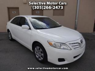 2011 toyota camry for sale miami fl