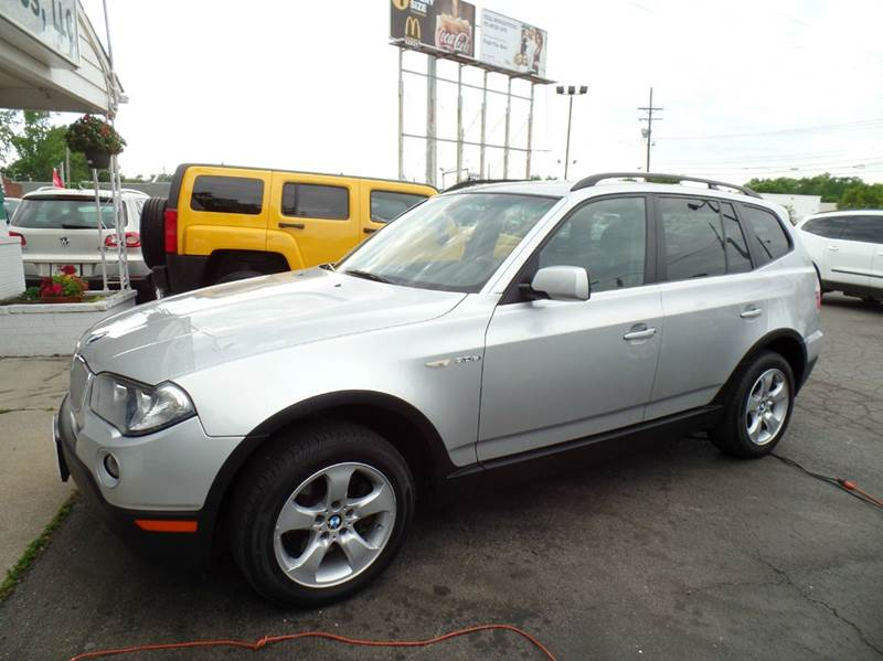 2007 bmw x3 awd 4dr suv in whitehall oh shaddai auto sales llc. Black Bedroom Furniture Sets. Home Design Ideas