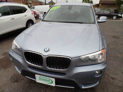 2013 BMW X3 for sale in Whitehall, OH