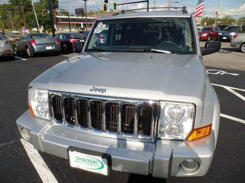 2009 Jeep Commander for sale in Whitehall, OH