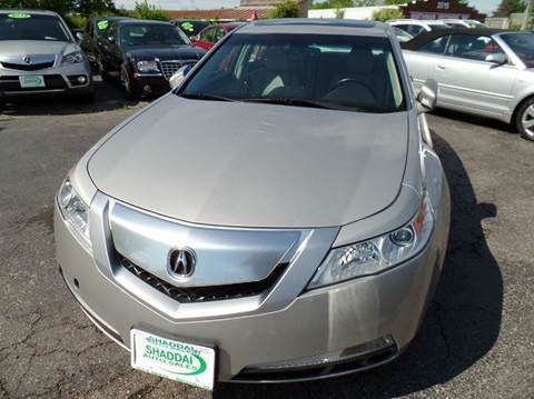2011 Acura TL for sale in Whitehall, OH
