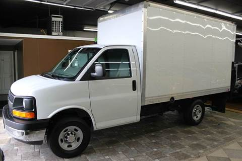 2014 Chevrolet Express Cutaway for sale in Federal Way, WA