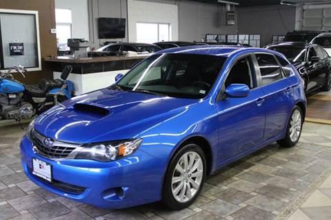2008 Subaru Impreza