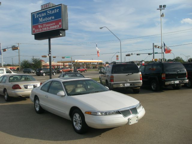1996 Lincoln Mark VIII for sale in Garland TX