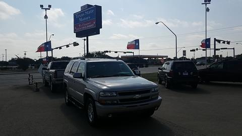 2005 Chevrolet Tahoe for sale in Garland, TX