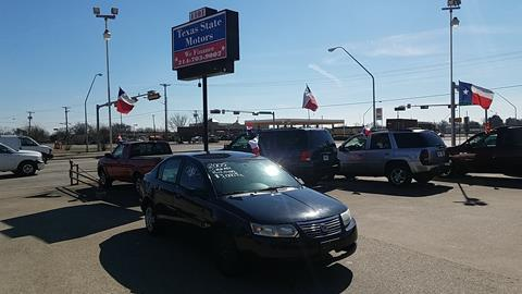 2005 Saturn Ion for sale in Garland TX